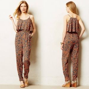 Anthropologie Lilka Curieuse Jumpsuit